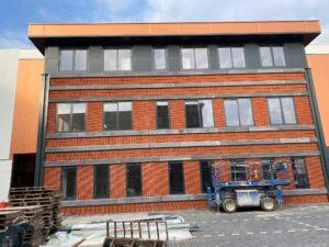 Bset Installaties Luifelspots Kantoorpand Dordrecht